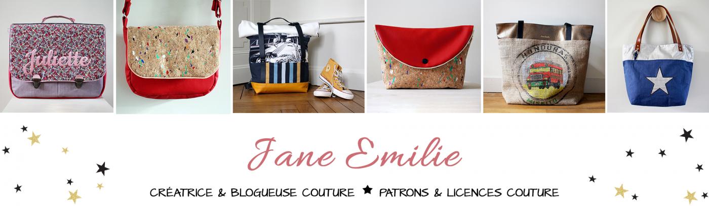 Jane Emilie – Créatrice & Blogueuse Couture